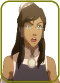 Avatar The Legend of Korra Cosplay Wig
