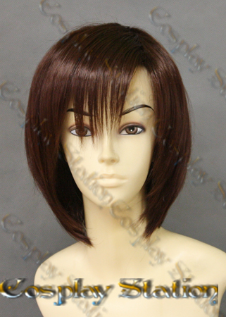 Avatar The Legend of Korra Korra Custom Made Cosplay Wig
