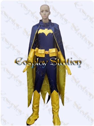 Batgirl Custom Made Cosplay Costume: High Quality!