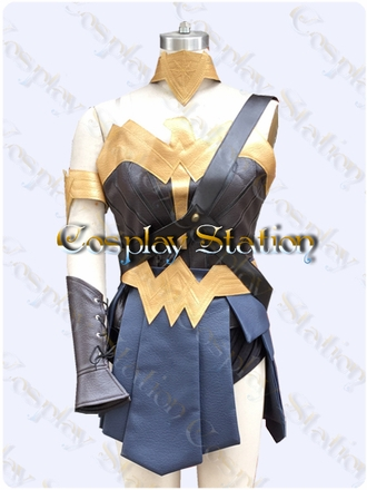 Batman v. Superman Wonder Woman Custom Made Cosplay Costume: High Quality!