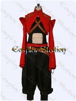 Battle Rabbits Kokuryuu Kaguya Custom Made Cosplay Costume: High Quality!