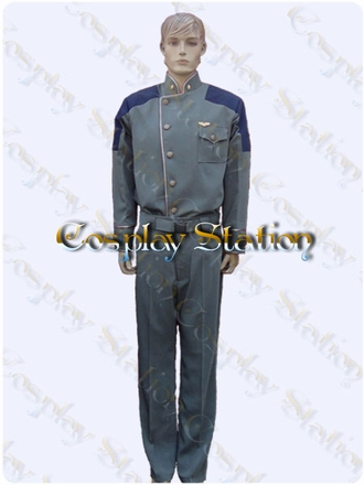 Battlestar Commander Suit Custom Made Cosplay Costume: High Quality!