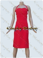 "Battlestar Galactica Number Six Cosplay Dress_<font color=""red"">New Arrival!</font>"