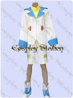 Beyblade Metal Fight Yu Tendo Cosplay Costume