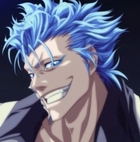 Bleach Grimmjow Jaegerjaquez Custom Made Cosplay Wig