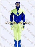 "Booster Gold Cosplay Costume_<font color=""red"">New Arrival!</font>"