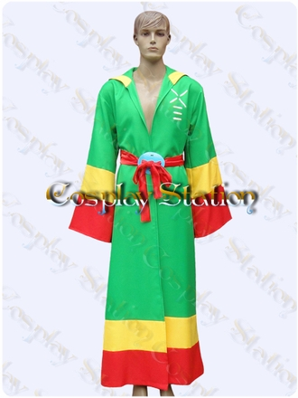 Breath of Fire 4 Scias Cosplay Costume