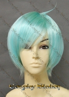 Bulma Custom Made Cosplay Wig