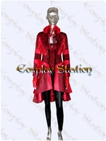 Captain America 3 Civil War Scarlet Witch Custom Made Cosplay Costume: High Quality!