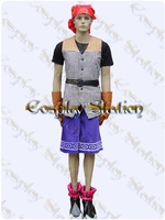 Chrono Cross Serge Cosplay Costume