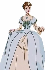 Cinderella Dress Cosplay Costume