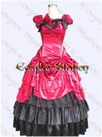 Classic Lolita Cosplay Dress: High Quality!