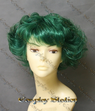 Cowboy Bebop Spike Spiegel Custom Made Cosplay Wig