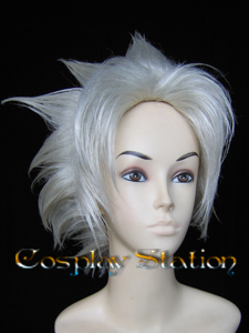 D. Gray Man Allen Walker Commission Cosplay Wig