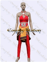 DanMachi/Sword Oratoria Tione Hiryute Custom Made Cosplay Costume: High Quality!