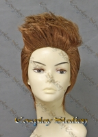 David Bowie Lightning Bolt Inspired Wig