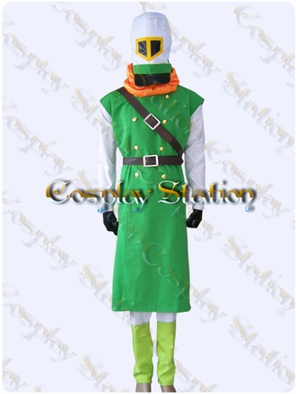 """Dragon Quest IV Kiryl Cosplay Costume_<font color=""""red"""">New Arrival!</font>"""