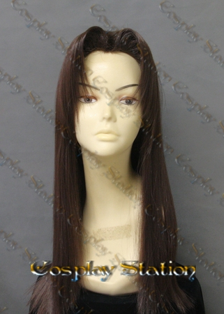 Dynasty Warriors 3 Zhou Yu Custom Made Cosplay Wig