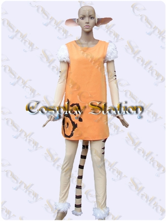 Escaflowne Merle Cosplay Costume