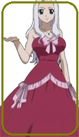 Fairy Tail Mirajane Cosplay Costume