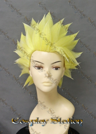 Fairy Tail Sting Eucliffe Custom Styled Cosplay Wig