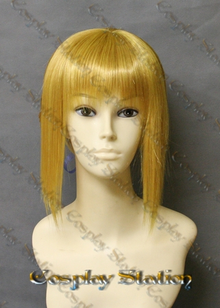 Fate Stay Night Saber Custom Made Cosplay Wig