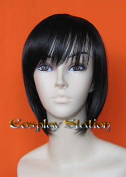"Final Fantasy VII Advent Children Yuffie Cosplay Wig_<Font color=""red"">New Arrival!!</font>"