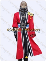 "Final Fantasy X Auron Cosplay Costume_<font color=""red""> New Arrival!</font>"