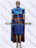 Fire Emblem Marth Custom Made Cosplay Costume