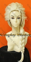 Frozen The Snow Queen Elsa Custom Styled Cosplay Wig
