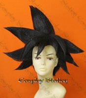 Goku Custom Styled Cosplay Wig