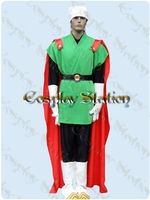 Great Saiyaman Cosplay Costume