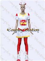 Hatsune Miku Sucharaka Hatsune Custom Made Cosplay Costume: High Quality!