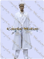 Hellsing Girlycard Custom Made Cosplay Costume