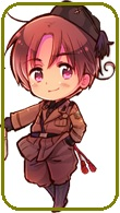 Hetalia Axis Powers Italian Cosplay Costume