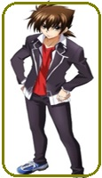 Highschool DxD Issei Hyoudou Cosplay Costume
