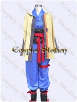 Kabaneri of the Iron Fortress Ikoma Custom Made Cosplay Costume