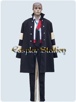 "Katekyo Hitman Reborn Cosplay Xanxus Cosplay Costume_<font color=""red"">New Arrival!</font>"