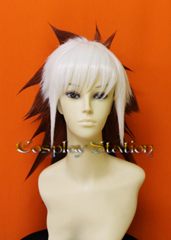 Kingdom Hearts Soku Commission Cosplay Wig