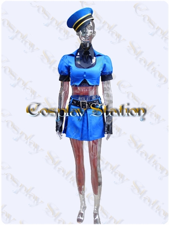 League of Legends Caitlyn Custom Made Cosplay Costume: High Quality!