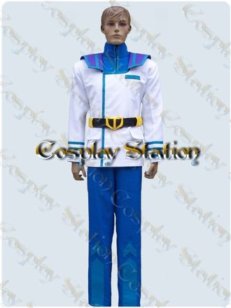 Macross Robotech Max Sterling  SDF Cosplay Uniform