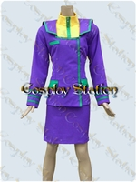 "Macross Robotech Miriya SDF Cosplay Uniform_<font color=""red"">New Arrrival!</font>"