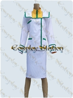 "Macross Robotech Misa Hayase / Lisa Hayes Cosplay Costume_<font color=""red"">New Arrival!</font>"