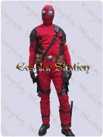 Deadpool Custom Made Cosplay Costume: High Quality!
