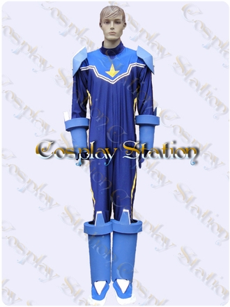 Megaman Star force Cosplay Costume