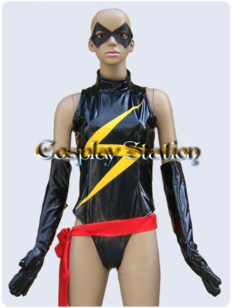 MS.Marvel Commission Cosplay Costume