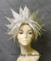 Naruto Hatake Kakashi Custom Made Cosplay Wig
