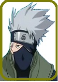 Naruto Kakashi Custom Made Styled Wig