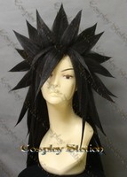 Naruto Uchiha Madara Custom Made Cosplay Wig