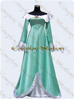 Nintendo Princess Rosalina Cosplay Costume